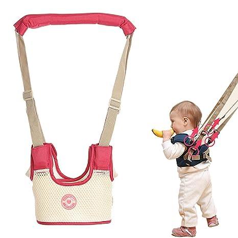 Andador De Mano para Bebés, Arneses para Niños Aprendizaje ...