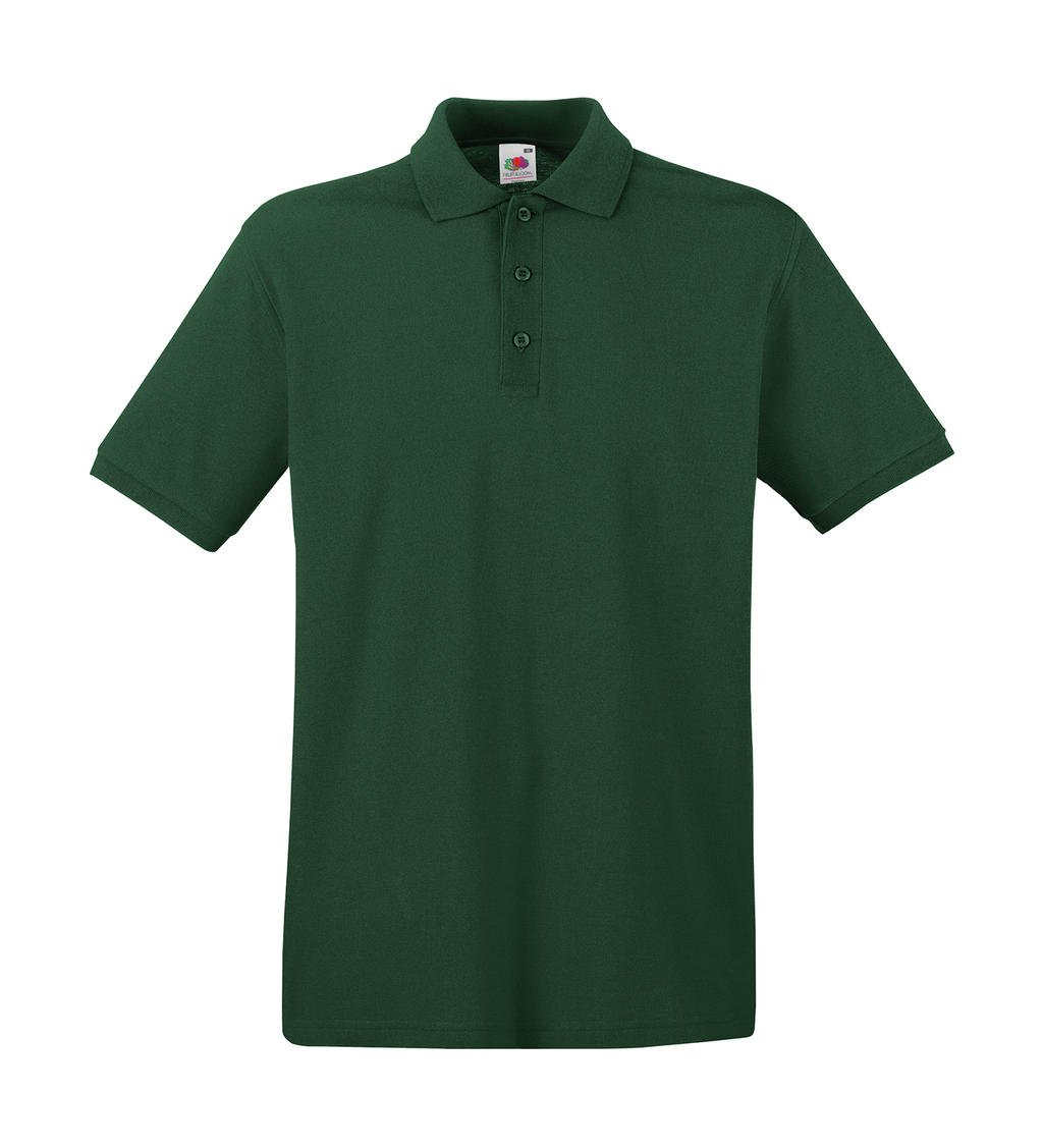 Fruit of the Loom - Polo para Hombre ss035 m, Hombre, Bottle Green ...
