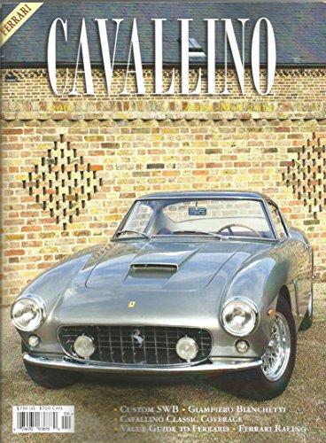Cavallino Magazine (April/May 2015,Ferrari) - Cavallino Magazine