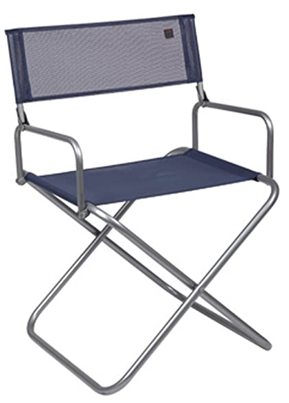 Lafuma FGX XL Folding Directoru0027s Chair (Ocean Blue)
