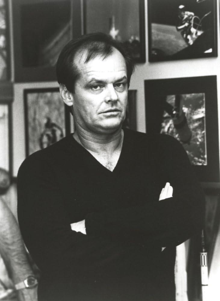 8 x 10 Jack Nicholson as The Joker Photo Print