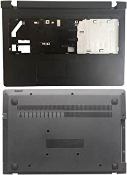 NEW FOR Lenovo  IDEAPAD 100-15IBD Bottom Case Cover /& Palmrest Upper Case Combo