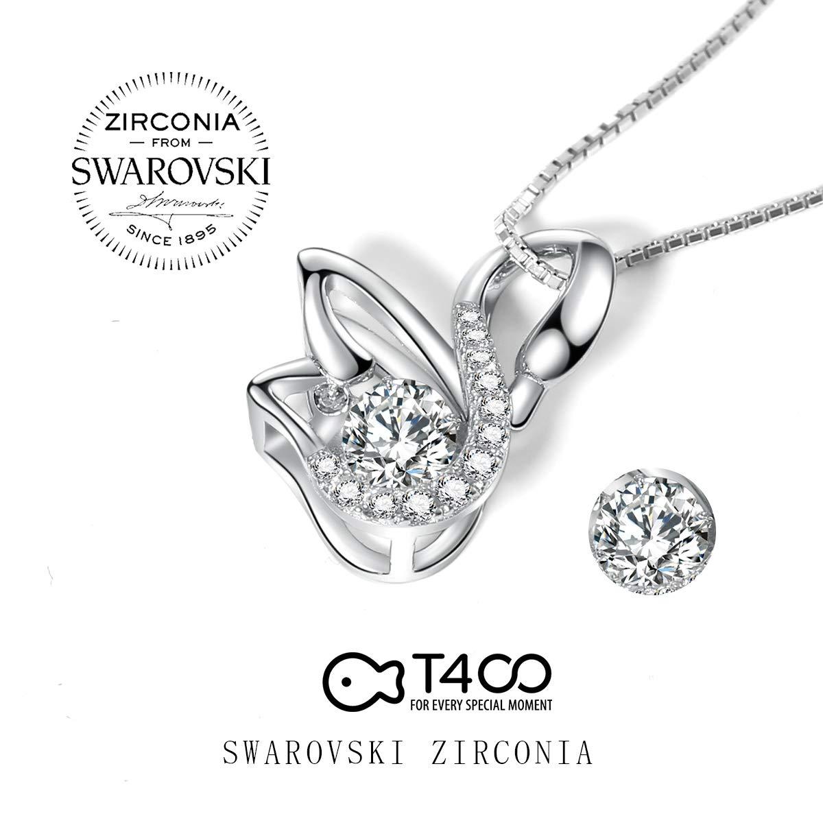 Bonyak Jewelry 18 Inch Rhodium Plated Necklace w// 4mm Jet Birth Month Stone Beads and Blessed Karolina Kozkowna Charm