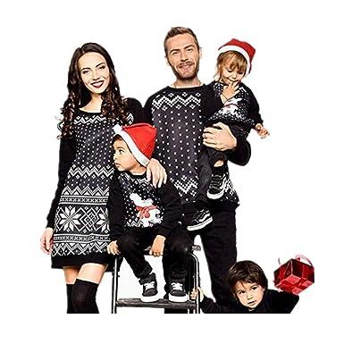 Amazon.com: Lurryly❤Family Christmas Pajamas Set Dresses Sleepwear Christmas  PJs for Family Outfit Clothes: Clothing - Amazon.com: Lurryly❤Family Christmas Pajamas Set Dresses Sleepwear