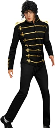 erdbeerloft – Disfraz Hombre Michael Jackson con Chaqueta, S de l ...