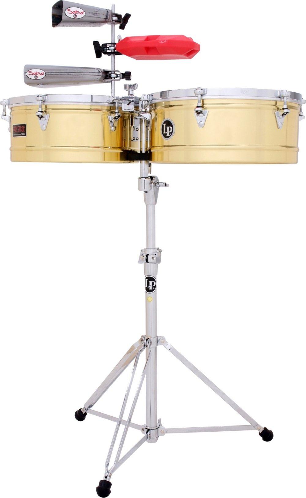 Latin Percussion LP1516-B Timbal Brass