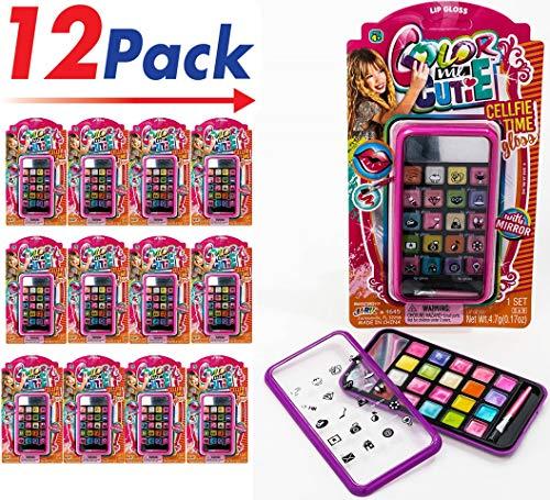 JaRu Makeup Beauty Color (Pack of 12) Girl Professional Makeup.   Item #4645-12 ()