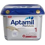 Aptamil 德国爱他美 新白金版 婴儿奶粉1段800g (0-6个月) 包邮包税【跨境自营】