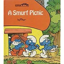 Smurf Picnic