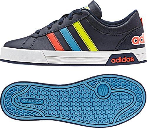 Adidas DAILY 9TIS K CONAVY/SOLRED/SYELLO - 4