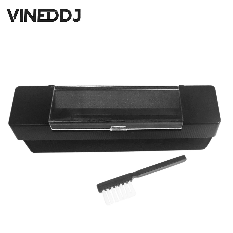 Amazon.com: Vine ddj Kit de limpieza de discos de vinilo ...