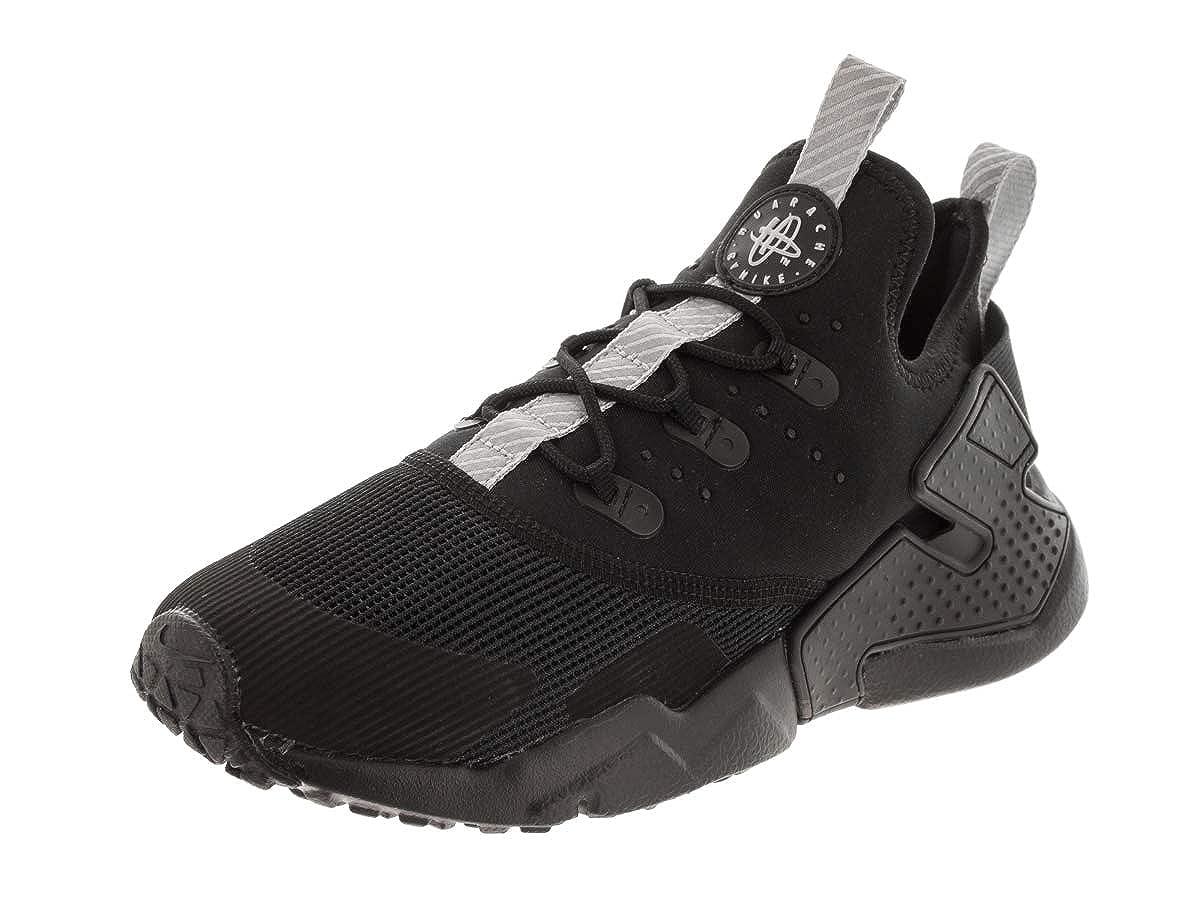 Noir Nike Huarache Drift (GS), Chaussures de Running garçon 36.5 EU
