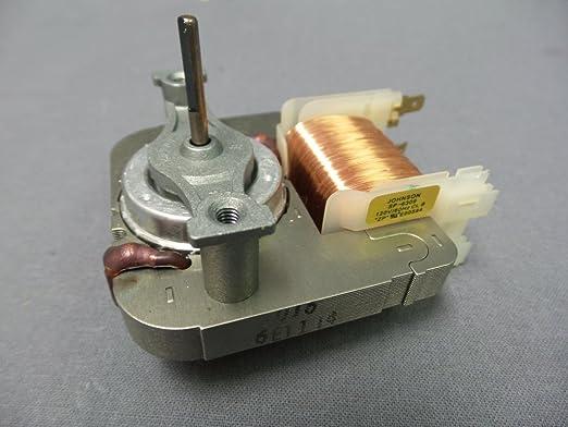 recertificación intellichef sp-6309 e60584 microondas motor de ...