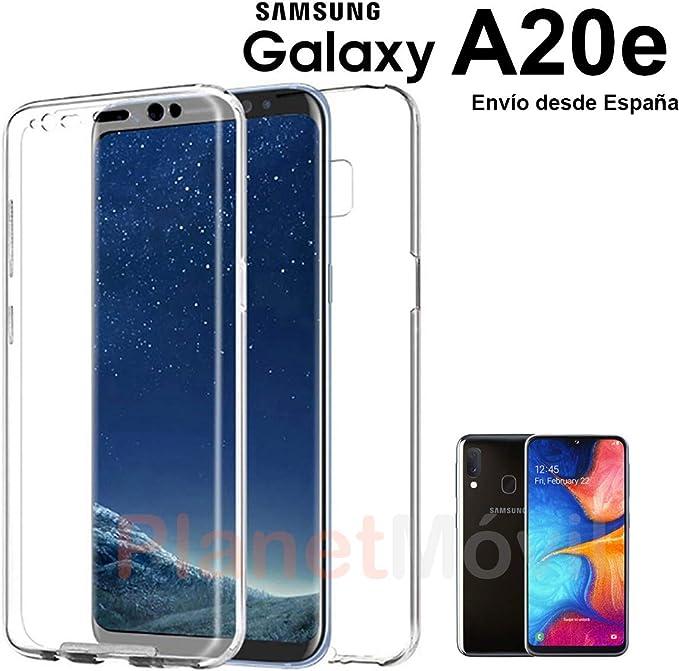 PLANETMOVIL Funda 360 Compatible con [ Samsung Galaxy A20e] (5,8 ...