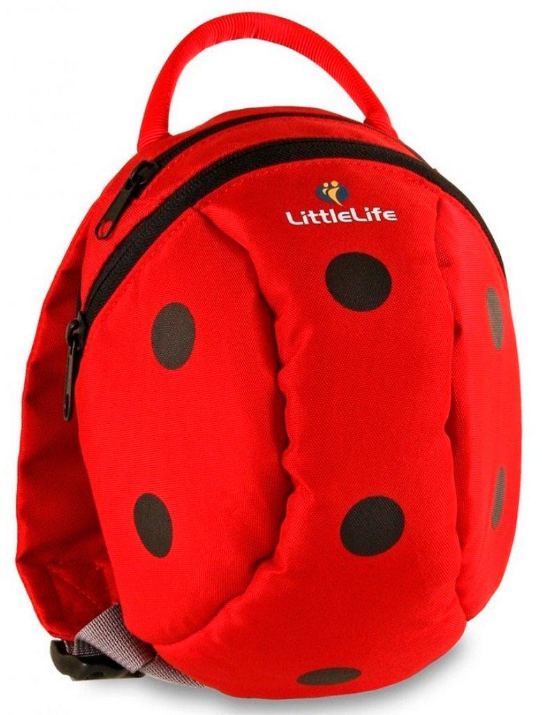 LittleLife Toddler Daysack Ladybird L10239