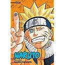Naruto (3-in-1 Edition), Vol. 8: Includes vols. 22, 23 & 24