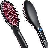Sonashi Simply Straight Hair Brush Straightener