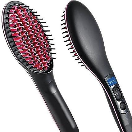 Simply Straight HQT-906B Cepillo profesional para alisado de cabello