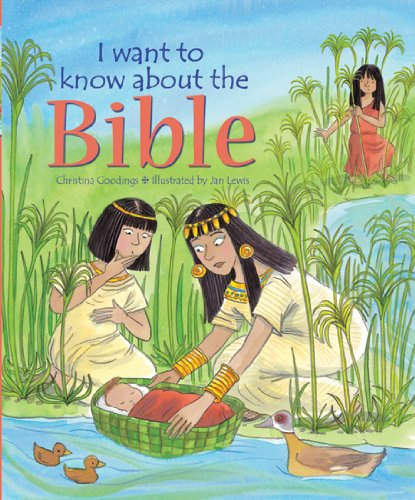 I Want to Know About the Bible pdf epub