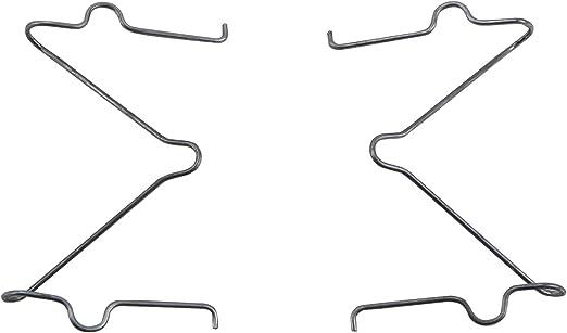 Disc Brake Hardware Kit Front Beck//Arnley 084-0876