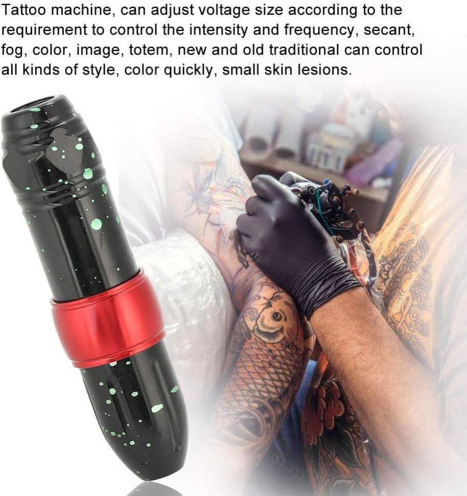 Máquina Tatuajes Rotativa de Motor de cohete tatuaje Pluma de bajo ...