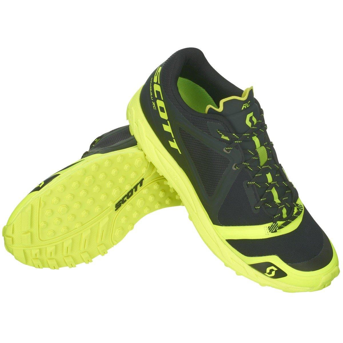 SCOTT(スコット) Shoe Kinabalu RC black/yellow 7.0 US/25.0cm 2518771040004 B06XCKVX8L