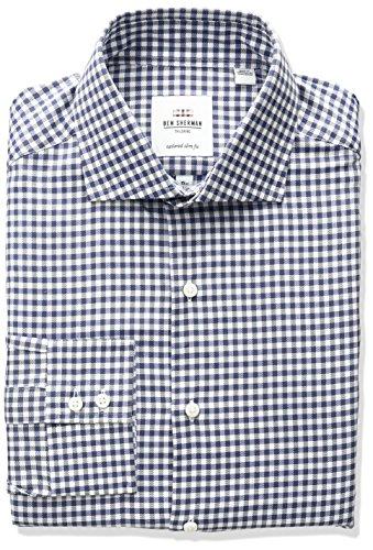 Ben Sherman Oxford Spread Collar
