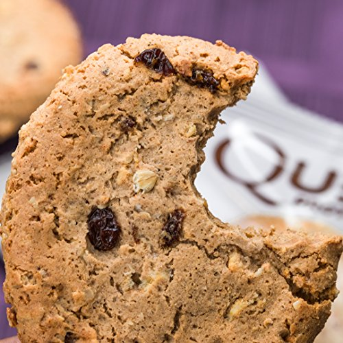 Quest Nutrition Protein Cookie Oatmeal Raisin - 12 Barras: Amazon.es: Salud y cuidado personal
