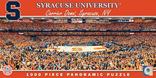 MasterPieces Collegiate Syracuse Orange 1000 Piece Stadium Panoramic Jigsaw Puzzle