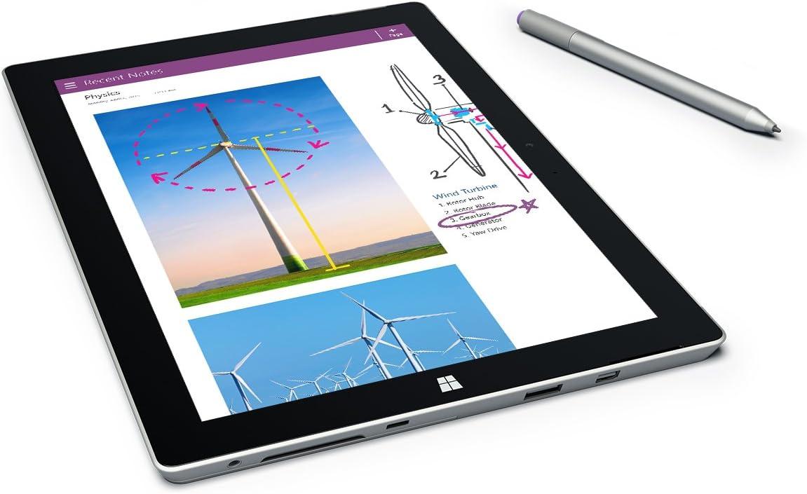 Microsoft Surface 3 Tablet (10.8-Inch, 64 GB, Intel Atom, Windows 8.1)