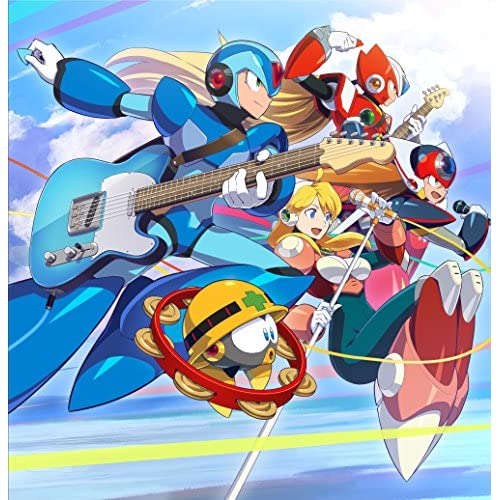Mega man x legacy collection soundtrack by capcom on for Megaman 9 portada