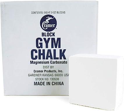 2 Blocks Lifting Chalk Gym Climbing Weight Lifting Chalk Powerlifting