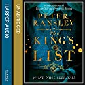 The King's List Audiobook by Peter Ransley Narrated by Gordon Griffin
