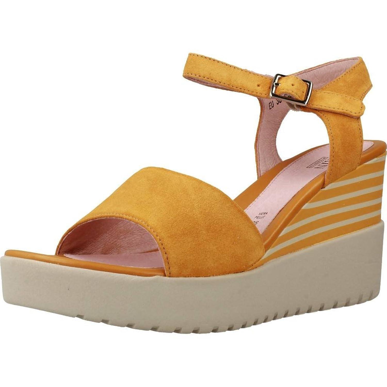 Womens Ely 5 Velour Platform Heels Stonefly j2dvAi7