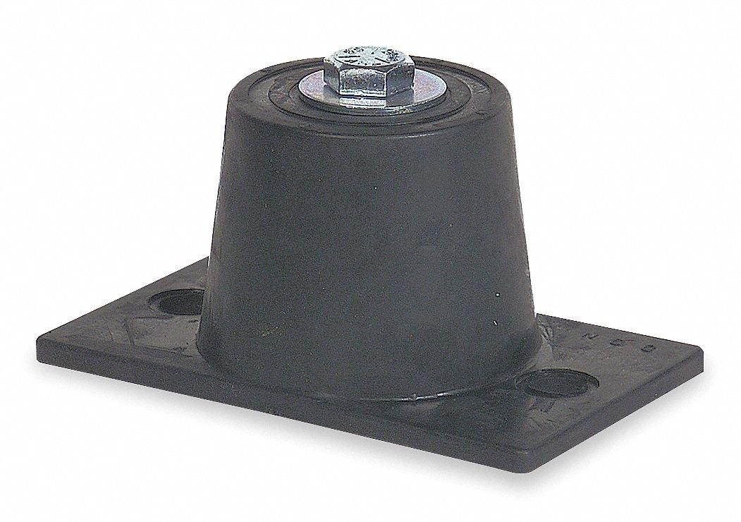 Floor Mount Vibration Isolator, Neoprene