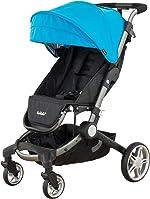 Larktale Lightweight Compact Coast Stroller, Freshwater Blue