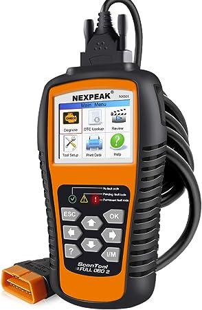 NEXPEAK OBD2 Scanner NX501