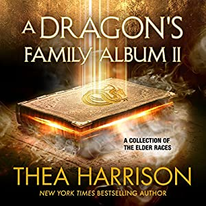 A Dragon's Family Album II: A Collection of the Elder Races Audiobook