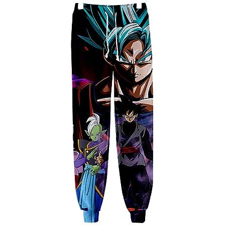 HXPainting Anime Moda Pantalones De Chándal Impreso 3D Spirited ...