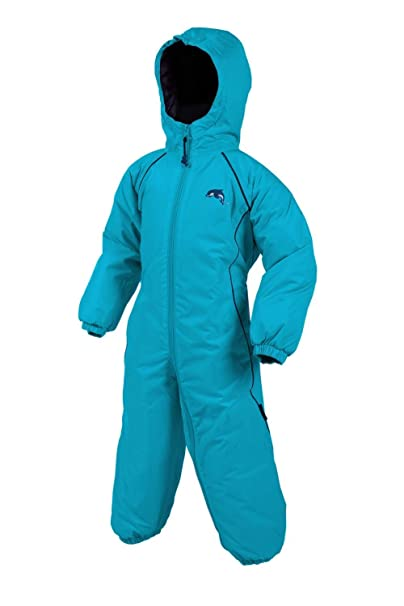 Target Dry - Abrigo para la Nieve - para niño Azul (Malibu Blue)