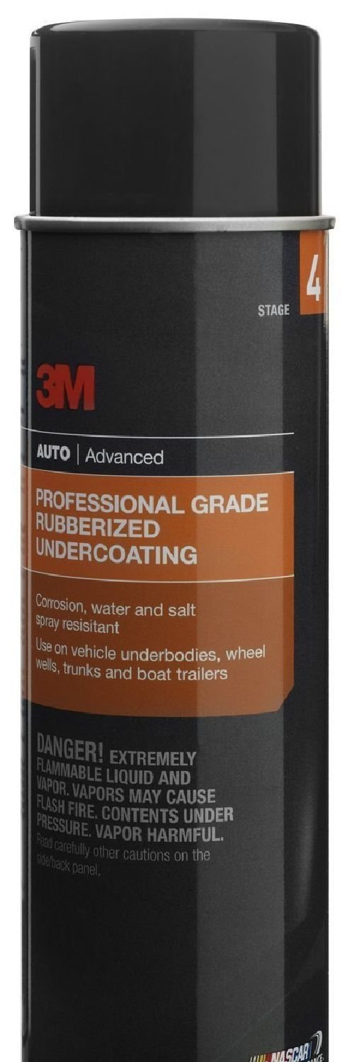 3M 3584 Professional Grade Rubberized Undercoating 24 16oz Cans