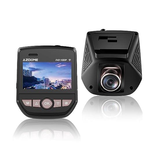 """3 opinioni per Azdome A305 Dash Cam, 2,45"""" Schermo LCD Telecamera per Auto Full HD 1080P,"""