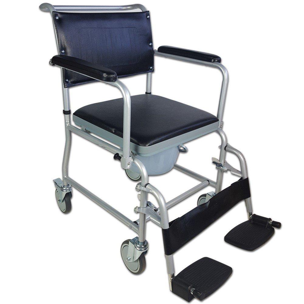 silla wc con ruedas