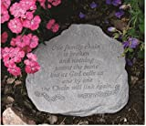 Kay Berry- Inc. 90220 Our Family Chain Is Broken – Memorial – 11 Inches x 10 Inches For Sale