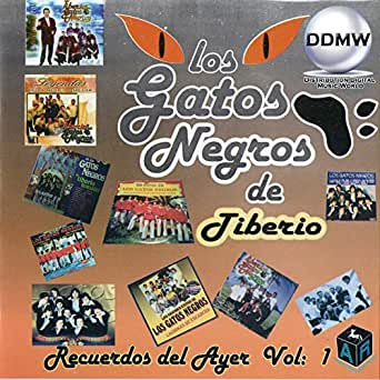 Amantes by Los Gatos Negros De Tiberio on Amazon Music ...