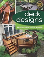 Deck Designs, 3rd Edition shows readers the latest design trends and materials in deck building. Following the format of the best-selling Deck Designs, the all-new edition features the work of four new deck designers whose work represents fou...