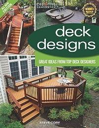 Deck Designs: Plus Railings, Planters, Benches