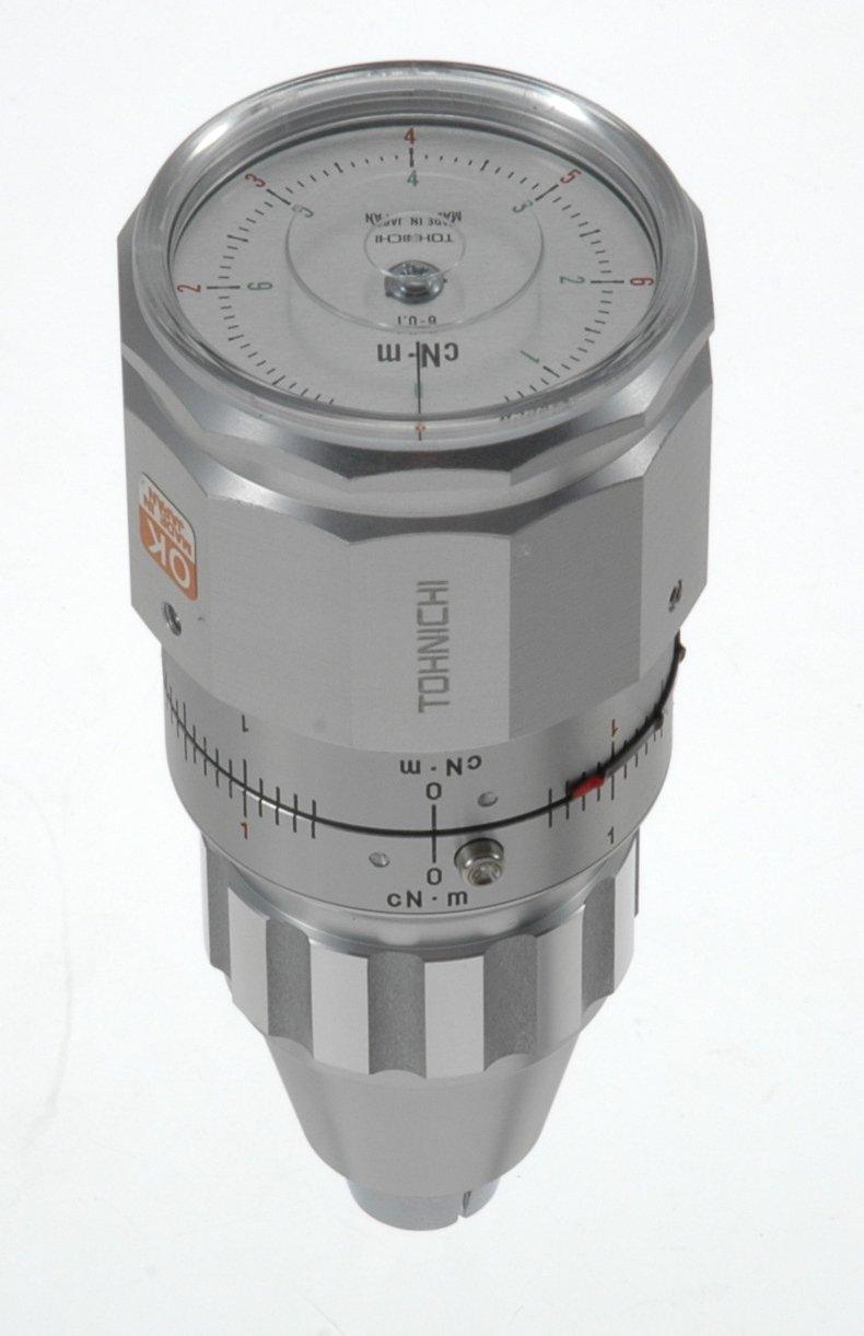 Tohnichi Torque Gauge ATG6CN-S (0.5~6 cNm)