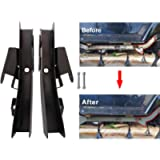 ELITEWILL Driver Rear Trail Arm Frame Rust Repair Section Fit for 1997-2006 Jeep Wrangler TJ