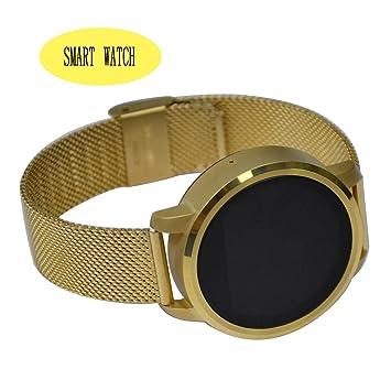 ... Shengyaohul Smart Health Watch Movimiento Paso A Paso / Alarma Anti-Perdida / Cámara Remota Relojes Digitales Inteligentes: Amazon.es: Electrónica